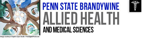 Penn State Brandywine Allied Health and Medical Sciences