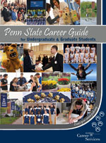 Career Guide publication cover
