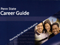 Career Guide booklet cover