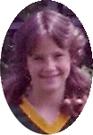 Image of Christine Allen in 5th grade