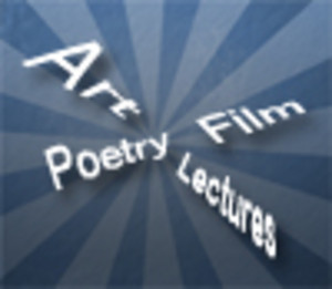 art, poetry, film, lectures