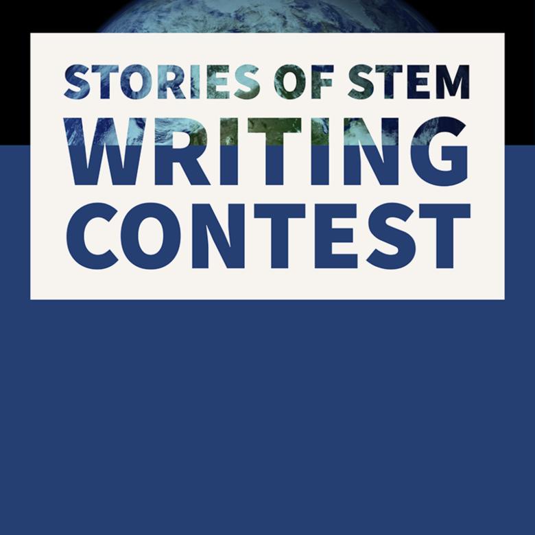 STEM Options Writing Contest ad