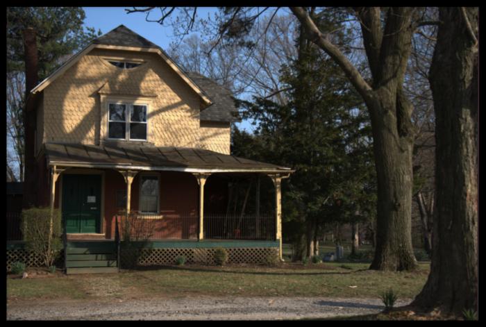 Superintendent's cottage