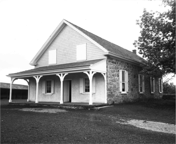 Middletown Preparative Meeting House