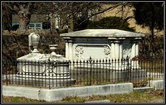 Painter brothers' mausoleum