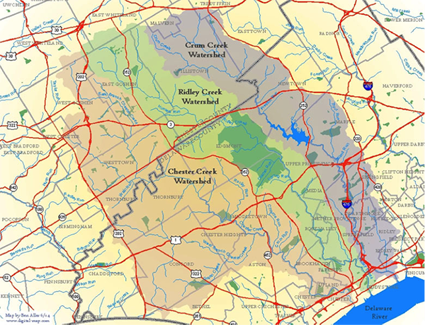 Delaware County Watershed