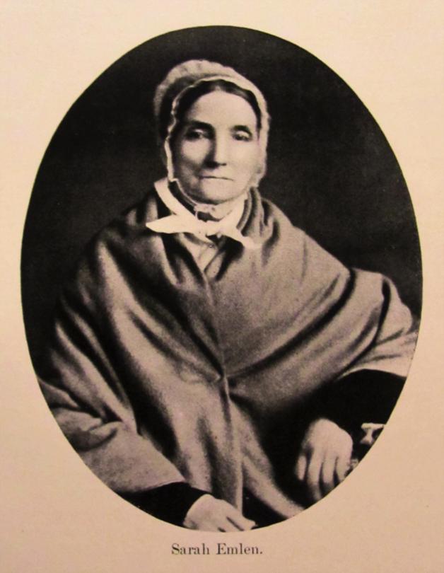 Quaker Minister Sarah Emlen