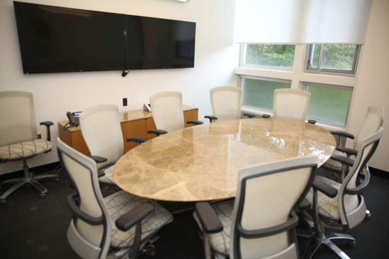 Conference Room at Penn State Brandywine