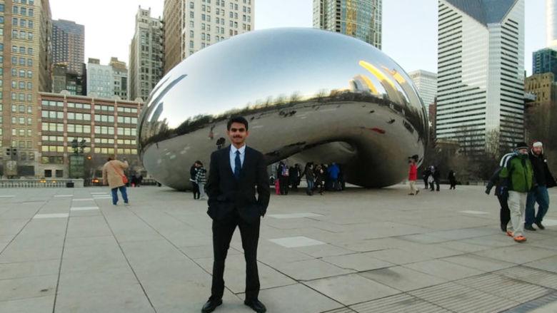 Ameet Gambhirwala in Chicago
