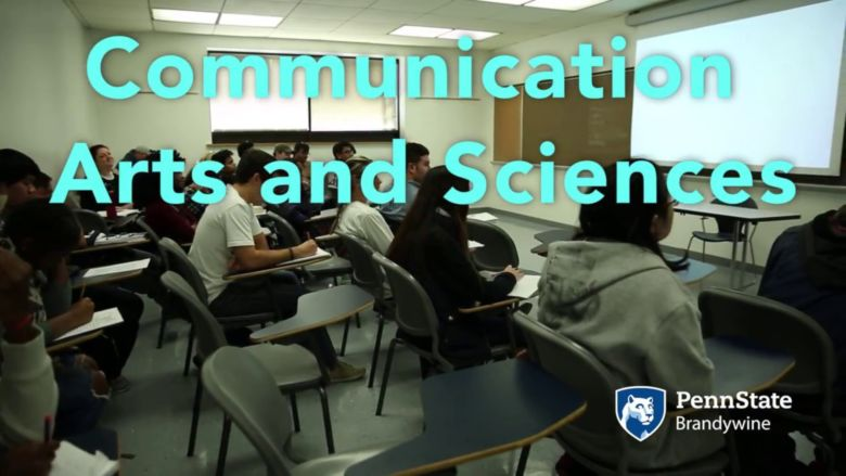 Communication Arts and Sciences